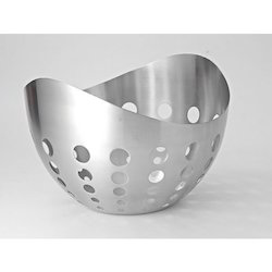 Vogue Fruit Bowl Round Perforation