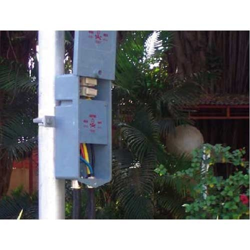 Electrical Pole Junction Boxes At Rs 150   Box S