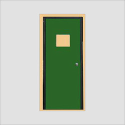 Single Sheet Flush Door