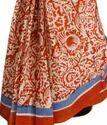 Bagru Printed Sarees