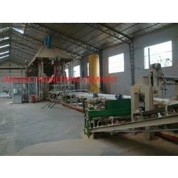 Automatic Particle Board Production Line