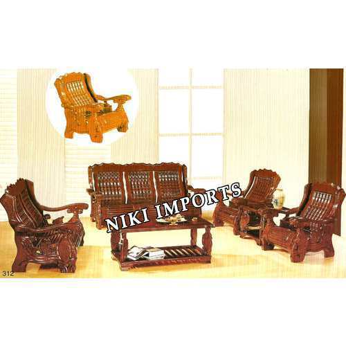45b16f6cd73 Fancy Wooden Sofa at Rs 42500  no(s)
