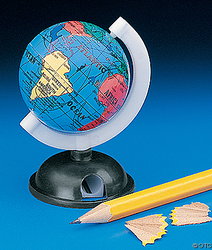 Sharpener Globes