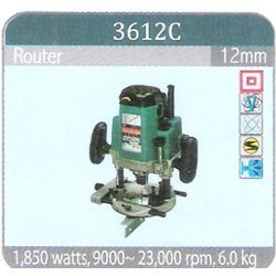 Router 3612C