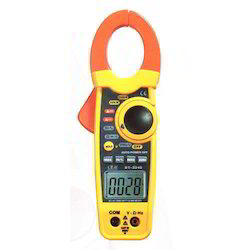 True RMS 1000A AC DC Clamp Meter CEM DT-3348