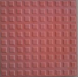 Square Button Tiles