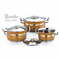 Ajantha Stainless Steel Utensils Set