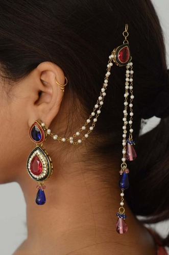 Kashmiri Style Earring