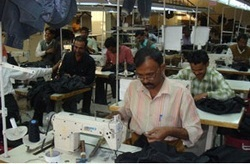 clothing manufacturers for small orders esgi garments private limited
