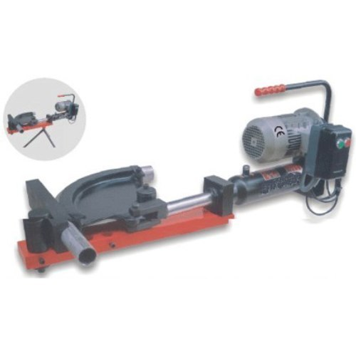 Hydraulic Motorized Pipe Bender With Open Frame - Mukesh Trading ...