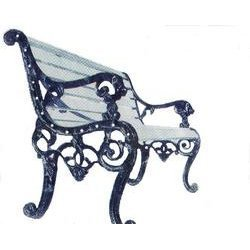 Garden Cast Iron Benches