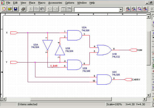 Electronics CAD - Corporate Training For P C Schematic ... on