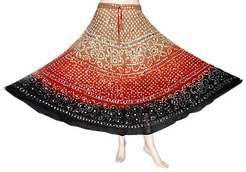 Indian Skirts