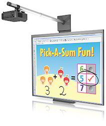 interactive electronic whiteboard - Electronic Whiteboard