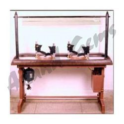 4 Operators Faceting & Polishing Machines