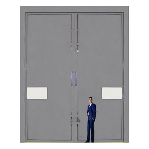 Industrial Plain Doors