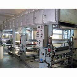 Solvent Based Coating And Lamination Machines