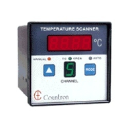 Auto Temperature Scanner