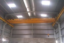 Mild Steel Bridge Cranes