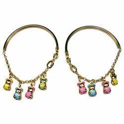Kids Gold Bracelets