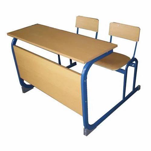 Wooden School Desk, Benches & Desks | Bengaluru | Lightex ...