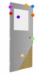 Custom Honeycomb Core Door