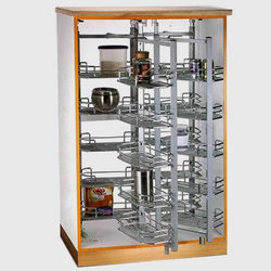 stainless steel shelves small 8 basket pantry unit bedroom amp kitchen furniture 10500