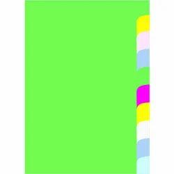 Green Paper Separators, GSM: 80 - 120, Packaging Size: Medium