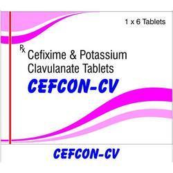 Cefcon-CV (Cefixime 200 Clavulanic Acid 125 mg)