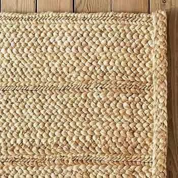 Pottery Barn Flat Braided Jute Rug