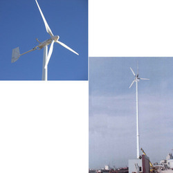 Wind Turbine System - 20KW - View Specifications & Details