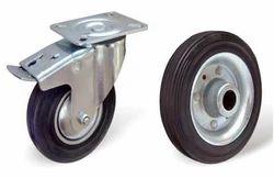 Rubber Castor Wheel Roller Bearing