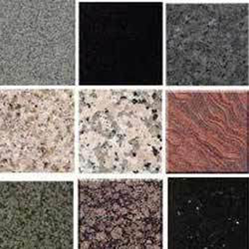 Coloured Granite Stones At Rs 65 Square