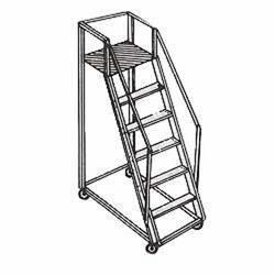 Trolley Step Ladder
