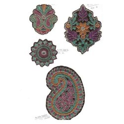 Embroidered Patches In Surat Gujarat  Suppliers Dealers