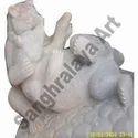 Bear Pair Statue