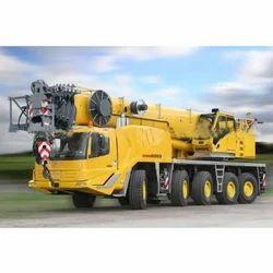 Mobile Crane Hiring Services