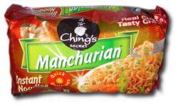 Chings Manchurian Instant Noodles