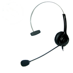 SERAI OVER THE HEAD Single Sided Headset, Model Name/Number: DE-93