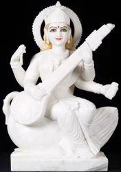 Goddess Saraswati Murti