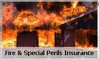 Fire And Special Perils Insurance Services