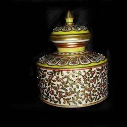 Gorgeous Marble Pots