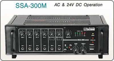 250 Watts Ssa 300m Power Amplifiers