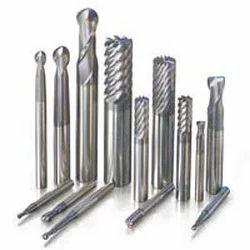 High Ra Value 0.4mm - 50mm End Mills, Shank Diameter: 3mm Onwards