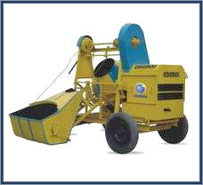 Concrete Mixer - 10/7 Mechanical