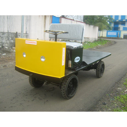Battery Operated Platform Truck Battery Operated Four
