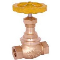 Zoloto Bronze Union Bonnet Wheel Valve