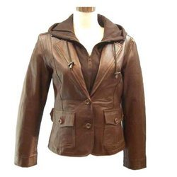 Designer Leather Jackets - Ladies Leather Jacket-FCL J 009 ...