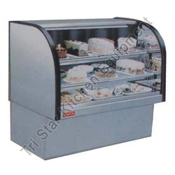 Tri Star Kitchen Equipment Glass Cake Display Counters