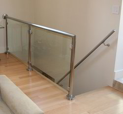 Stainless Steel Handrail Ss Handrail Latest Price